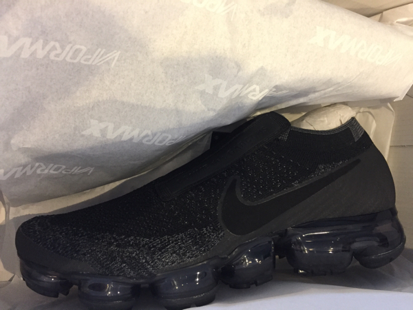 Nike Air Vapormax Flyknit (Pure Platinum / White Wolf Grey