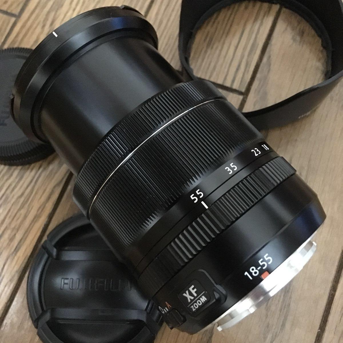 Fujifilm Fujinon Lens Xf18 55mm F28 4 R Lm Ois Ok